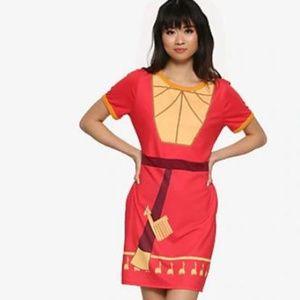 Disney Emperor's New Groove Dress